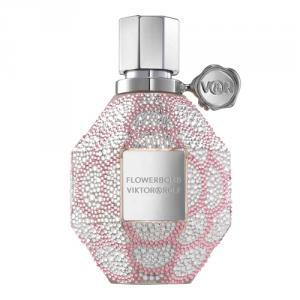Eau de parfum Flowerbomb Swarovski édition Noël 2016 Viktor & Rolf