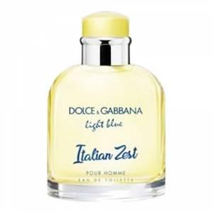 Eau de toilette Light Blue Homme Italian Zest Dolce & Gabbana