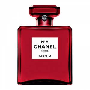 Eau de parfum N°5 Red Edition Chanel