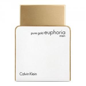 Eau de toilette Pure Gold Euphoria Men Calvin Klein