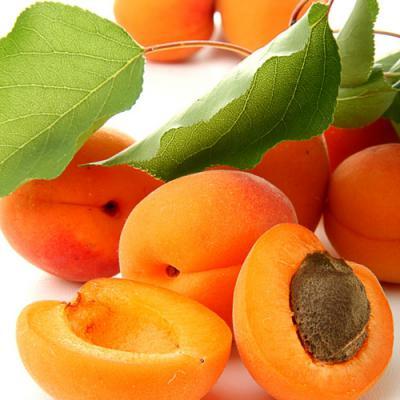Abricot en parfumerie