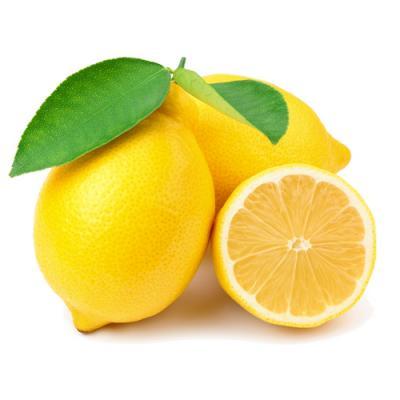 Citron en parfumerie