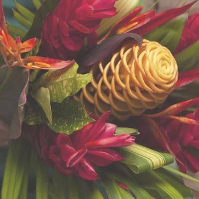 Fleurs Exotiques en parfumerie