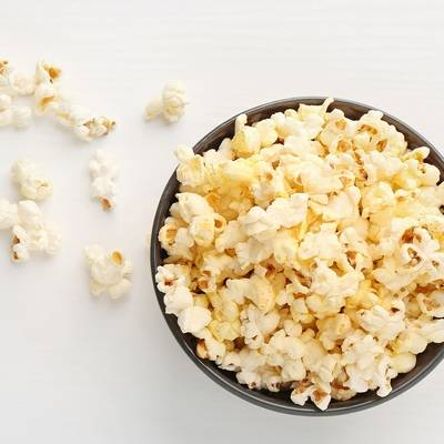 Popcorn en parfumerie
