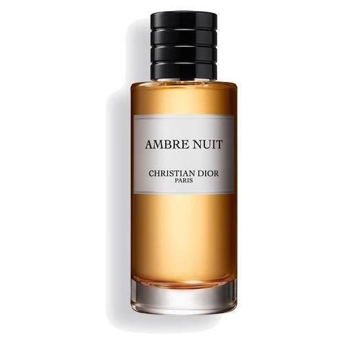 Eau de cologne Ambre Nuit Christian Dior