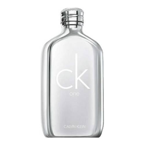 Eau de toilette CK One Platinum Edition Calvin Klein