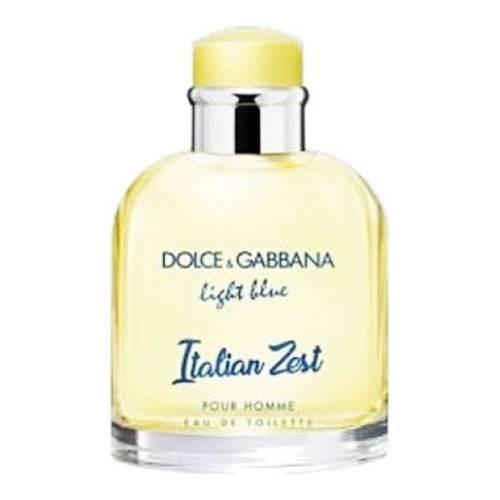Homme Zest Dolceamp; Gabbana De Eau Toilette Italian Blue Light 8NmnvOw0