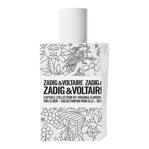 Eau de parfum This is Her Capsule Collection Zadig & Voltaire