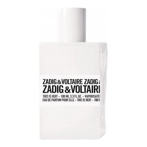 Eau de parfum This is Her ! Zadig & Voltaire